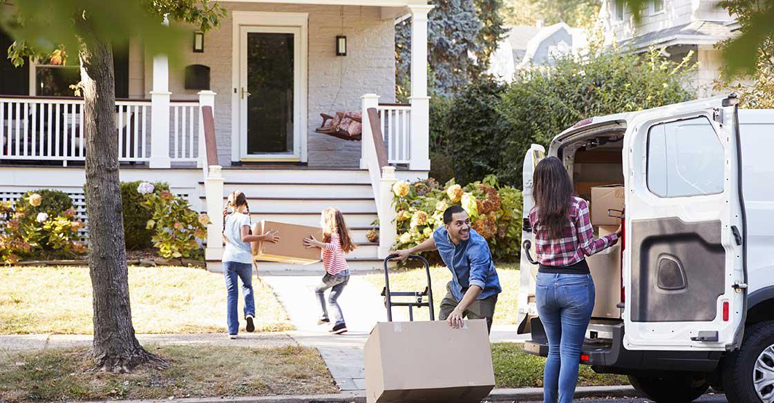 8 façons de garder votre maison propre et organisée après un déménagement
